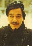 شعری از آهمت اِرهان Ahmet Erhan  - که او را در ایران به نامِ احمد اِرهان هم میشناسند - برگردان از ابوالفضل پاشا