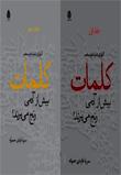 انتشار جلد 1 و 2 آنتولوژی نقد شعر شاعران معاصر با نام