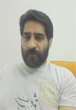 در سوگ حبیب الله قلیش لی سید حمید شریف نیا
