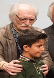 انگشت شست روی دماغ مامان<br> داستانی از رضا سلیمانی
